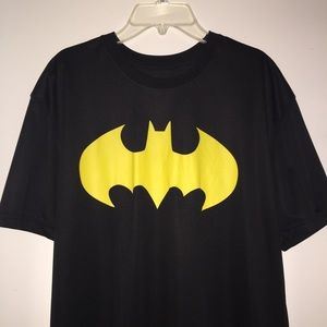 Batman dry-fit shirt size L